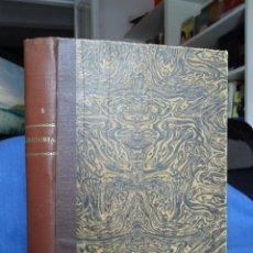 Libros antiguos: NOCIONES DE AGRONOMÍA. FRANCISCO URANGA GALDIANO.. Lote 103311543