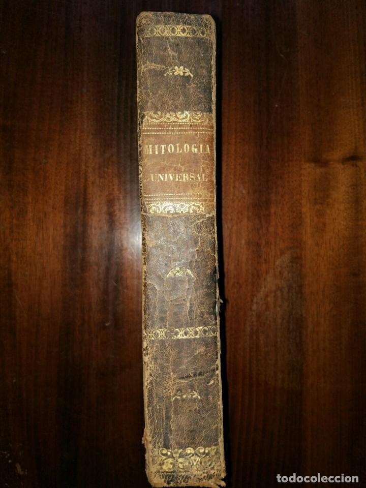 MITOLOGÍA UNIVERSAL. IDEAS RELIGIOSAS Y TEOLÓGICAS DE TODOS LOS SIGLOS. JUAN BAUTISTA CARRASCO. 1864 (Libros Antiguos, Raros y Curiosos - Pensamiento - Otros)