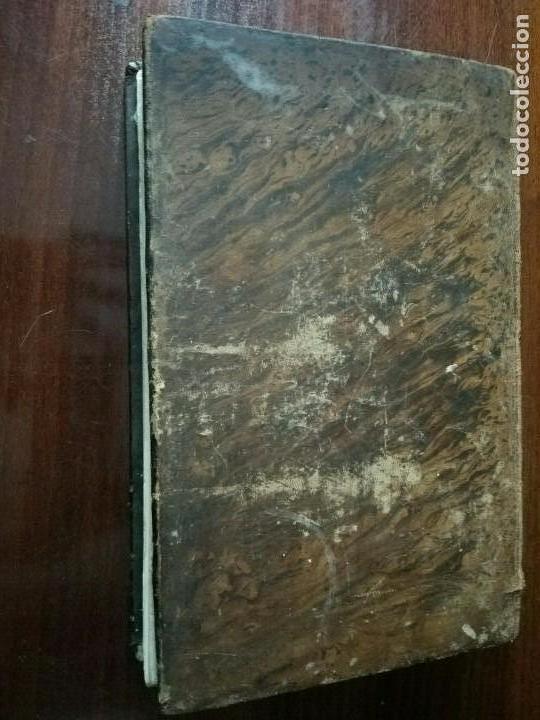 Libros antiguos: Mitología Universal. Ideas Religiosas y Teológicas de todos los Siglos. Juan Bautista Carrasco. 1864 - Foto 9 - 103405623