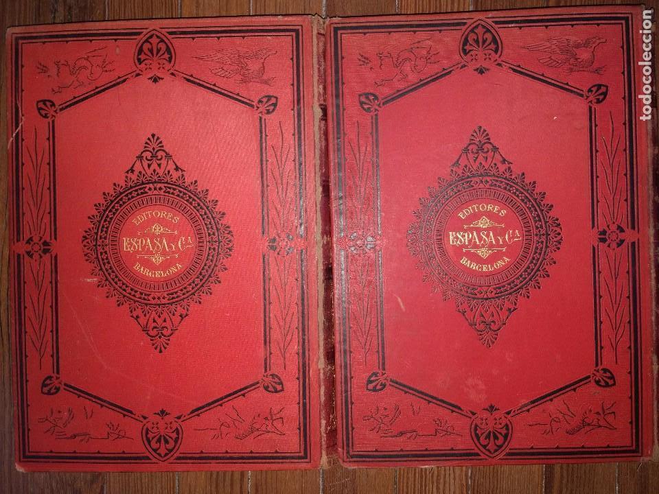 Libros antiguos: Los Dioses de Grecia y Roma. Mitología Greco-Romana. Víctor Gebhardt. 1880 (2 Vol) - Foto 3 - 103434391