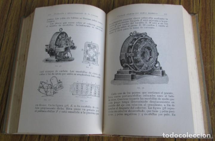 Libros antiguos: ELECTROTECNIA - Por K. Laudien - Edit. Labor 1929 -- Con 809 figuras - Foto 9 - 103631899