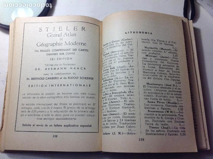 Libros antiguos: Catalogo libreria Enrique Prieto 1933-1934. - Foto 5 - 103725491
