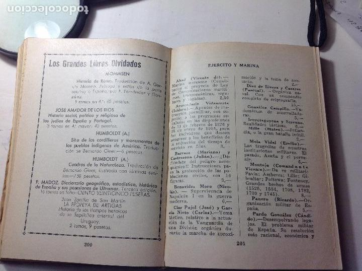 Libros antiguos: Catalogo libreria Enrique Prieto 1933-1934. - Foto 6 - 103725491