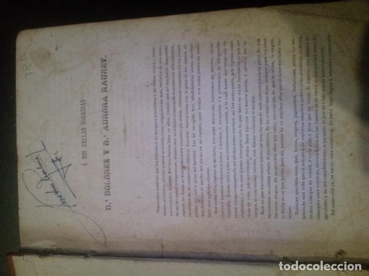 Libros antiguos: cuentos de mi tierra / tomo I / victor balaguer - Foto 5 - 103756675