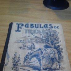 Libros antiguos: FÁBULAS DE IRIARTE 1900. Lote 103858634