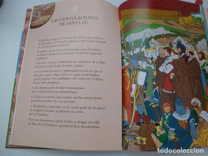 Libros antiguos: ÁLBUM VISUAL DE COLÓN. ELVIRA MENÉNDEZ Y JOSÉ MARÍA ÁLVAREZ. EDICIONES BRUÑO - Foto 4 - 103897347