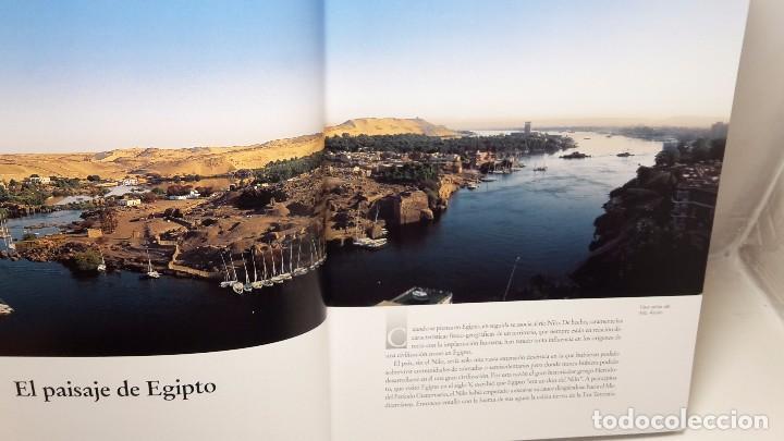 Libros antiguos: EGIPTO. PATRIMONIO CULTURAL Y NATURAL. - Foto 3 - 103938019
