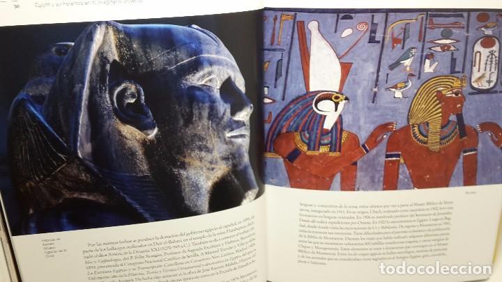 Libros antiguos: EGIPTO. PATRIMONIO CULTURAL Y NATURAL. - Foto 4 - 103938019