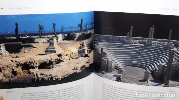 Libros antiguos: EGIPTO. PATRIMONIO CULTURAL Y NATURAL. - Foto 6 - 103938019