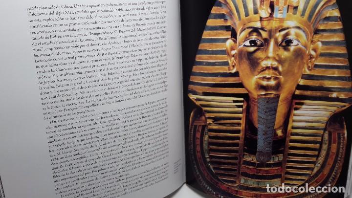 Libros antiguos: EGIPTO. PATRIMONIO CULTURAL Y NATURAL. - Foto 7 - 103938019