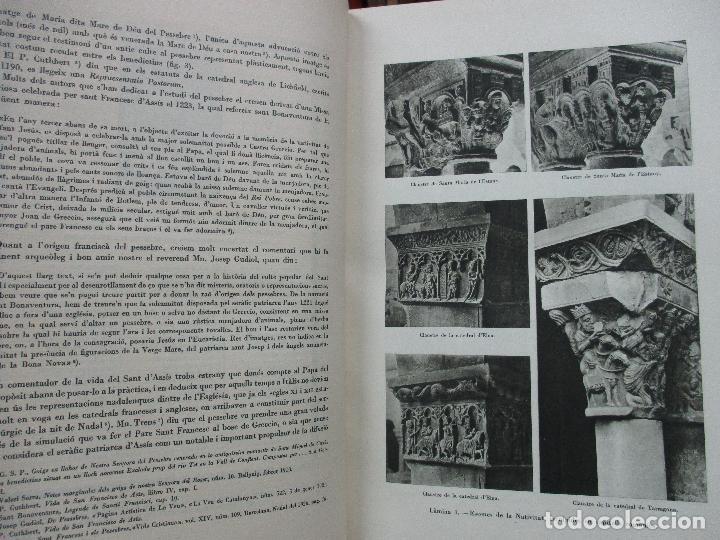 Libros antiguos: EL PESSEBRE. JOAN AMADES. C. 1935. - Foto 5 - 103953667