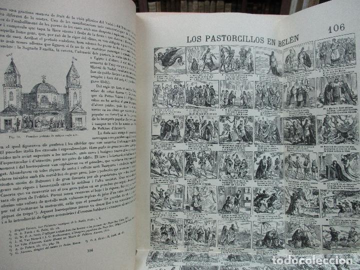 Libros antiguos: EL PESSEBRE. JOAN AMADES. C. 1935. - Foto 7 - 103953667