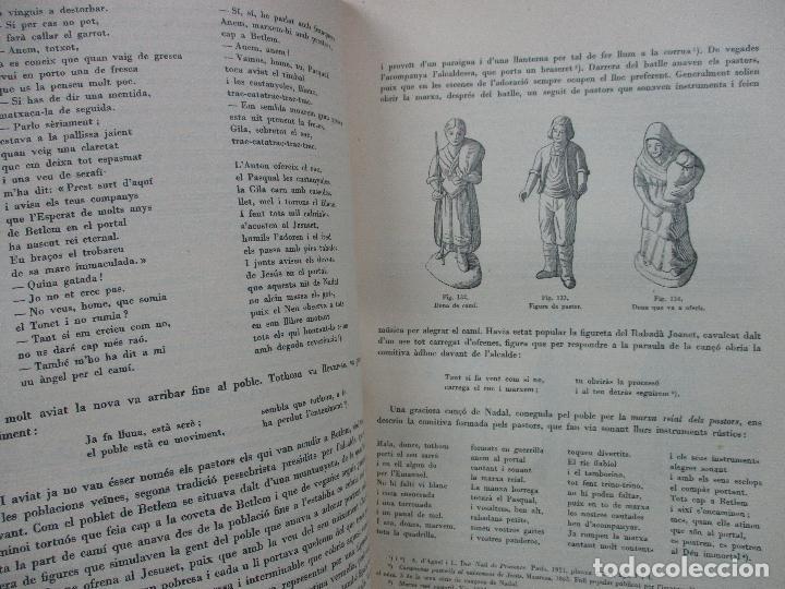 Libros antiguos: EL PESSEBRE. JOAN AMADES. C. 1935. - Foto 9 - 103953667