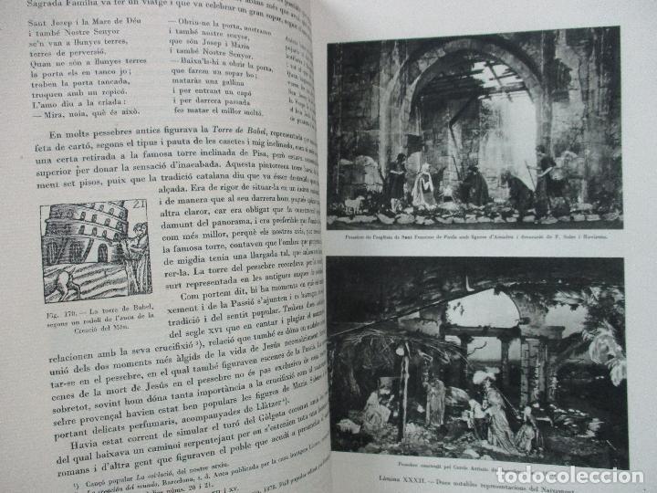 Libros antiguos: EL PESSEBRE. JOAN AMADES. C. 1935. - Foto 10 - 103953667