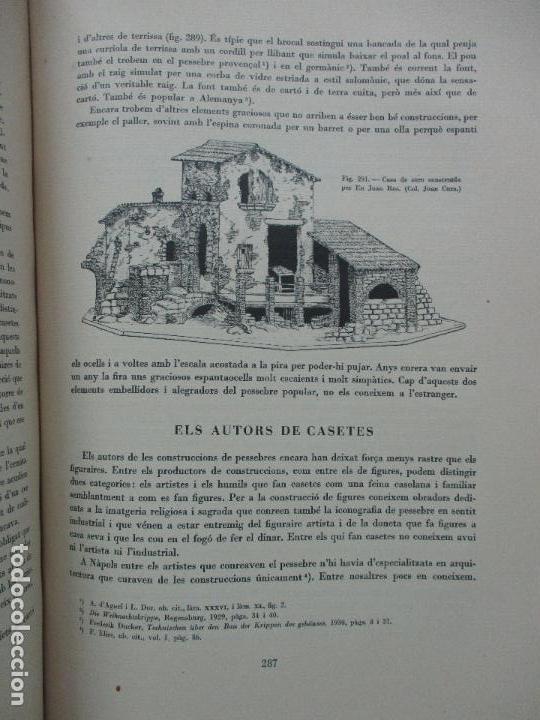 Libros antiguos: EL PESSEBRE. JOAN AMADES. C. 1935. - Foto 12 - 103953667