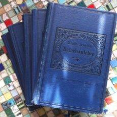 Libros antiguos: GUIDO KRAFFT. LEHRBUCH DER LANDWIRTSCHAFT. 1922. Lote 104044507