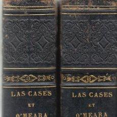 Libros antiguos: LE MÉMORIAL DE SAINTE -HÉLÈNE M.LE COMTE DE LAS CASES NAPOLEÓN DANS L'EXIL O'MEARA LEQUIEN FILS 18. Lote 104057991