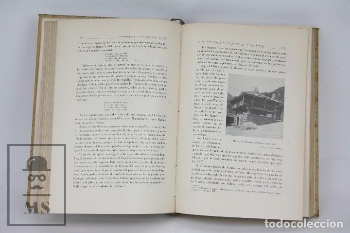 Libros antiguos: Conjunto de 3 Tomos / Libros Folklore y Costumbres de España - Ed. Alberto Martín. Barcelona - 1934 - Foto 5 - 104063047