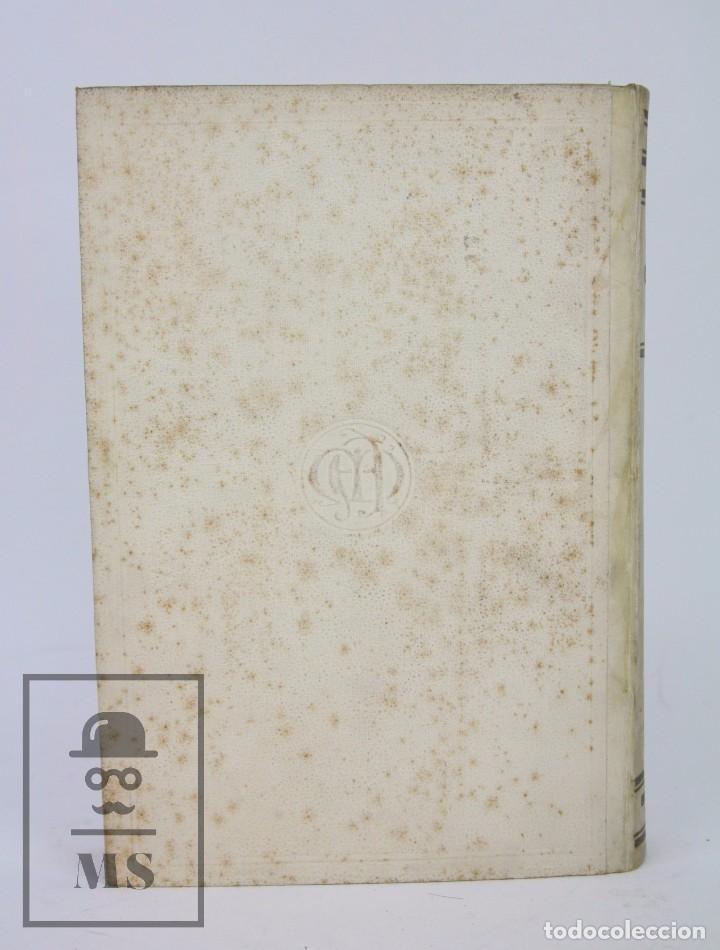 Libros antiguos: Conjunto de 3 Tomos / Libros Folklore y Costumbres de España - Ed. Alberto Martín. Barcelona - 1934 - Foto 8 - 104063047