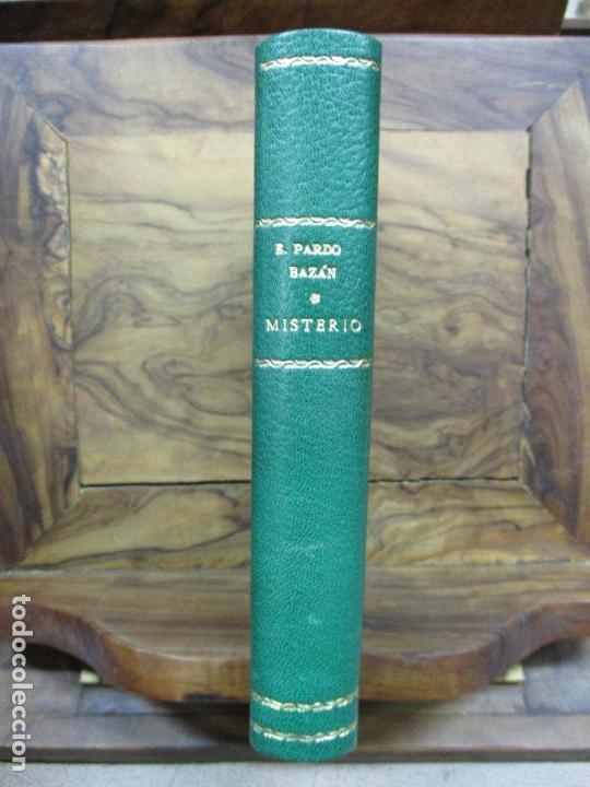 Libros antiguos: MISTERIO. EMILIA PARDO BAZAN. 1903 - Foto 2 - 104063631