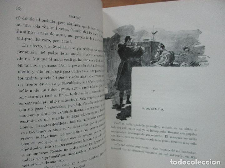 Libros antiguos: MISTERIO. EMILIA PARDO BAZAN. 1903 - Foto 4 - 104063631