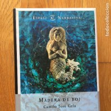 Libros antiguos: MADERA DE BOJ, CAMILO JOSE CELA, 1 EDICION. Lote 104174327
