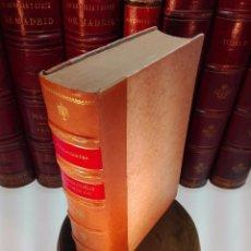 Libros antiguos: ESTUDIOS SOBRE LA CIENCIA ESPAÑOLA DEL SIGLO XVII - ASOC. NAC. DE HISTORIADORES DE LA CIENCIA - 1935. Lote 104177775