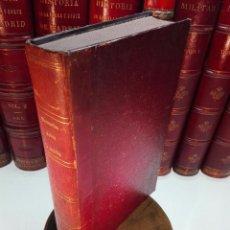 Libros antiguos: MEMORIAS SOBRE LA ARGELIA, ESCRITAS POR EL BRIGADIER D. CRISPIN XIMENEZ DE SANDOVAL - MADRID - 1853. Lote 104178647