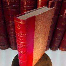 Libros antiguos: CATÁLOGO ILUSTRADO DE LA LIBRERÍA DE PEDRO VINDEL - LIBROS RAROS, CURIOSOS Y ANTIGUOS - 1927 - . Lote 104179279