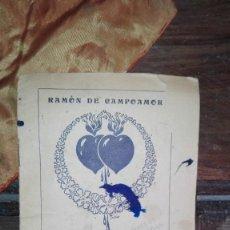 Libros antiguos: RAMON DE CAMPOAMOR 10 CENTS. EL TREN EXPRESO . Lote 104184455