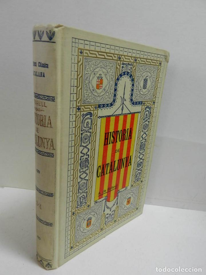 HISTORIA CRÍTICA CIVIL I ESGLESIASTICA DE CATALUNYA, ANTONI DE BOFARULL TOMS 03 04 .- 1VOL 1906(Libros Antiguos, Raros y Curiosos - Historia - Otros)