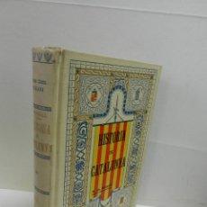 Libros antiguos: HISTORIA CRÍTICA CIVIL I ESGLESIASTICA DE CATALUNYA, ANTONI DE BOFARULL TOMS 07 08 .- 1VOL 1907. Lote 104217907