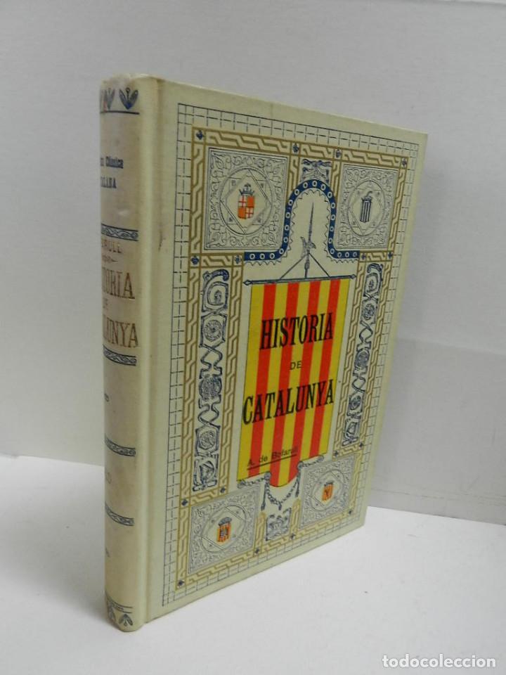 HISTORIA CRÍTICA CIVIL I ESGLESIASTICA DE CATALUNYA, ANTONI DE BOFARULL TOMS 09 10 .- 1VOL 1907 (Libros Antiguos, Raros y Curiosos - Historia - Otros)