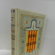 Libros antiguos: HISTORIA CRÍTICA CIVIL I ESGLESIASTICA DE CATALUNYA, ANTONI DE BOFARULL TOMS 09 10 .- 1VOL 1907. Lote 104218443