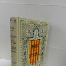 Libros antiguos: HISTORIA CRÍTICA CIVIL I ESGLESIASTICA DE CATALUNYA, ANTONI DE BOFARULL TOMS 11 12 .- 1VOL 1907. Lote 104218655