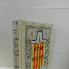 Libros antiguos: HISTORIA CRÍTICA CIVIL I ESGLESIASTICA DE CATALUNYA, ANTONI DE BOFARULL TOMS 19 20 .- 1VOL 1908. Lote 104218891