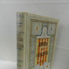 Libros antiguos: HISTORIA CRÍTICA CIVIL I ESGLESIASTICA DE CATALUNYA, ANTONI DE BOFARULL TOMS 27 28 .- 1VOL 1909. Lote 104219427