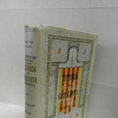 Libros antiguos: HISTORIA CRÍTICA CIVIL I ESGLESIASTICA DE CATALUNYA, ANTONI DE BOFARULL TOMS 29 30 .- 1VOL 1909. Lote 104219679