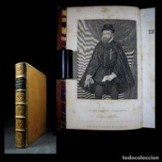Libros antiguos: AÑO 1874 PIZARRO HISTORIA DE LA CONQUISTA DE PERÚ GRABADO FRONTISPICIO. Lote 104241611