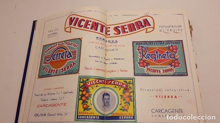 Libros antiguos: CATALOGO FRUTERO DE ESPAÑA1949. - Foto 8 - 104282311