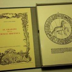 Libros antiguos: EL GRABADO EN LA CIENCIA HISPÁNICA, J.M. LÓPEZ PIÑERO, SIN ABRIR.. Lote 104301087