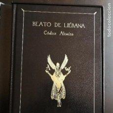 Libros antiguos: CÓDICE ALCAINS. BEATO LIEBANA MOLEIRO. Lote 104318251