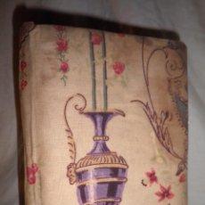 Livres anciens: EXCEPCIONAL LIBRO MANUSCRITO FAMILIA MOLLFULLEDA AÑO 1938 - LICOR CALISAY.. Lote 104319595