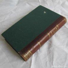Libros antiguos: J.J. ROUSSEAU PETITS CHEFS-D'OUVRE 1861 EN FRANCÉS. Lote 104368667