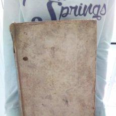 Libros antiguos: 1687- 89 DECENAS DE GRABADOS ALGUNOS PLEGADOS ESCUELA DE GUERRA TRATADO DE ARTILLERIA 35 CMS. Lote 88132680