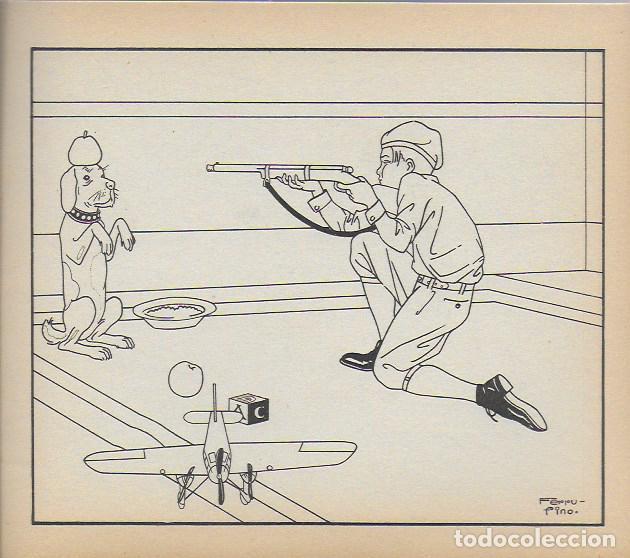 Libros antiguos: Yo quiero pintar. 3ª serie nº 2. Madrid : Calleja, 1936. 19x22 cm. 16 p. - Foto 3 - 104489187
