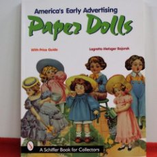 Libros antiguos: LIBRO PAPERS DOLL. Lote 104524259
