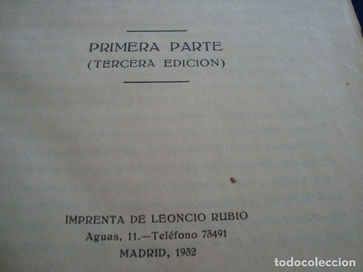 Libros antiguos: EJERCICIOS DE TRADUCCIÓN LATIANA PRIMERA PARTE POR ENRIQUE BARRIGÓN GONZÁLEZ 1932 - Foto 4 - 104528871