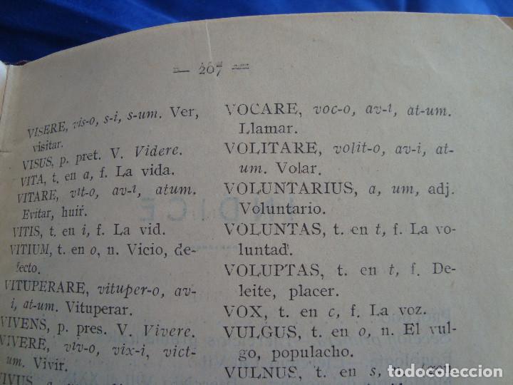 Libros antiguos: EJERCICIOS DE TRADUCCIÓN LATIANA PRIMERA PARTE POR ENRIQUE BARRIGÓN GONZÁLEZ 1932 - Foto 7 - 104528871