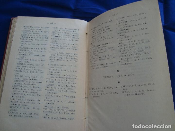 Libros antiguos: EJERCICIOS DE TRADUCCIÓN LATIANA PRIMERA PARTE POR ENRIQUE BARRIGÓN GONZÁLEZ 1932 - Foto 8 - 104528871